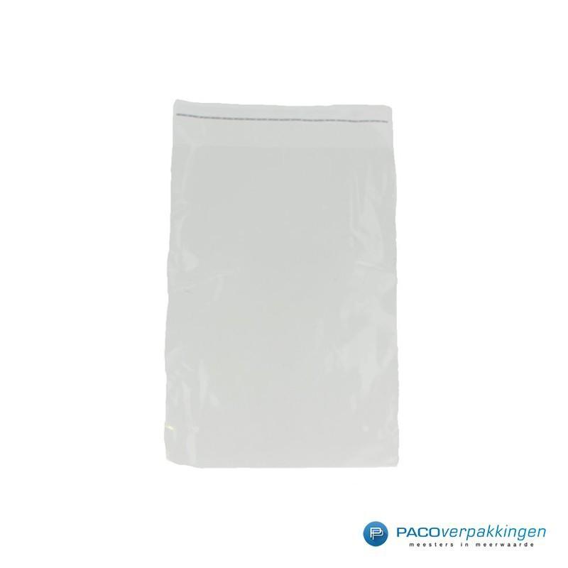 Transparante enveloppen - Mailing bag - Verzendzak - Vooraanzicht