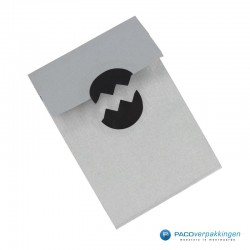 Sluitstickers - Zwart Mat - Toepassing2