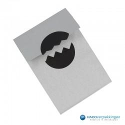 Sluitstickers - Zwart Mat - Toepassing4