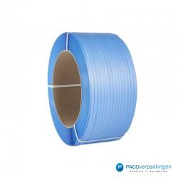 Omsnoerband - Blauw - PP - Sterk - Vooraanzicht
