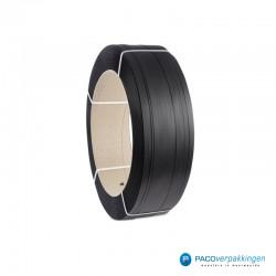 Omsnoerband - Zwart - PP - Extra sterk - Vooraanzicht