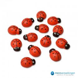 Plakdecoratie - Lieveheersbeestje (Ladybug) - Gebruik
