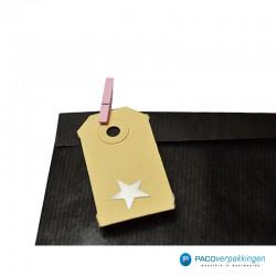 Houten knijper - Roze - Gebruik