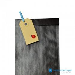 Houten knijper - Licht blauw - Toepassing