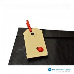 Houten knijper - Rood - Gebruik