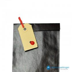 Houten knijper - Rood - Toepassing