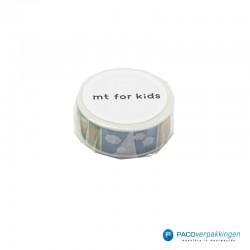 Masking Tape Mt - Kids - Cijfers - Vooraanzicht