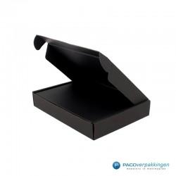 Brievenbusdoos en magneetdoos - A6 - Zwart mat - Premium - Toepassingsfoto