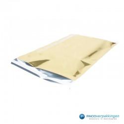 Verzendzakken - A3 - Goud Glans - Luxe - Zijaanzicht