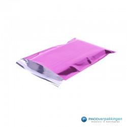 Verzendzakken - A4 - Fuchsia Glans - Luxe - Vooraanzicht