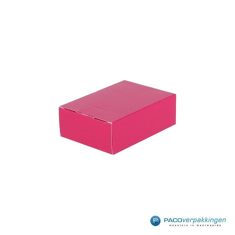 Geschenkdoos met zijsluiting - Fuchsia - Hoofdafbeelding