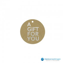 Cadeaulabels - A gift for...