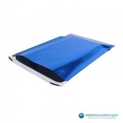 Verzendzakken - A3 - Blauw Glans - Luxe - Hoofdafbeelding