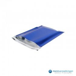 Verzendzakken - A4 - Blauw Glans - Luxe - Hoofdafbeelding