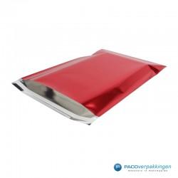 Verzendzakken - A3 - Rood Glans - Luxe - Hoofdafbeelding