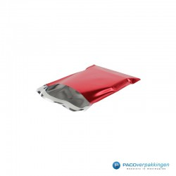 Verzendzakken - A5 - Rood Glans - Luxe - Hoofdafbeelding
