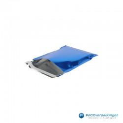 Verzendzakken - A5 - Blauw Glans - Luxe - Hoofdafbeelding