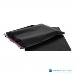Cadeauzakjes folie - Zwart Mat - Hoofdafbeelding