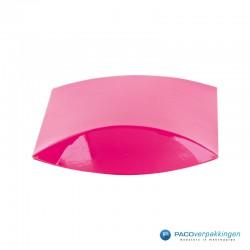 Gondeldoos - Roze Glans-voorkant