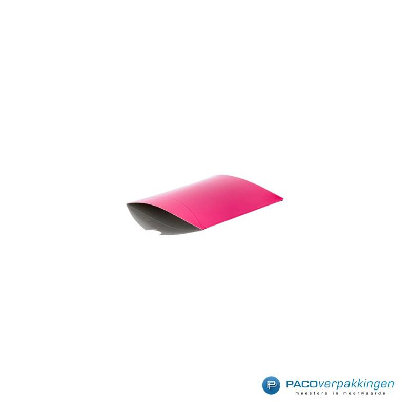 Gondeldoos - Roze Glans-zijkant