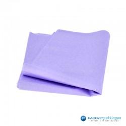 Zijdepapier - Lila-zijkant
