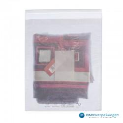 Papieren zakjes - Semi-transparant - S - Gebruik