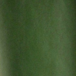 Inpakpapier - Effen - Groen kraft (Nr. 1504) - Vooraanzicht
