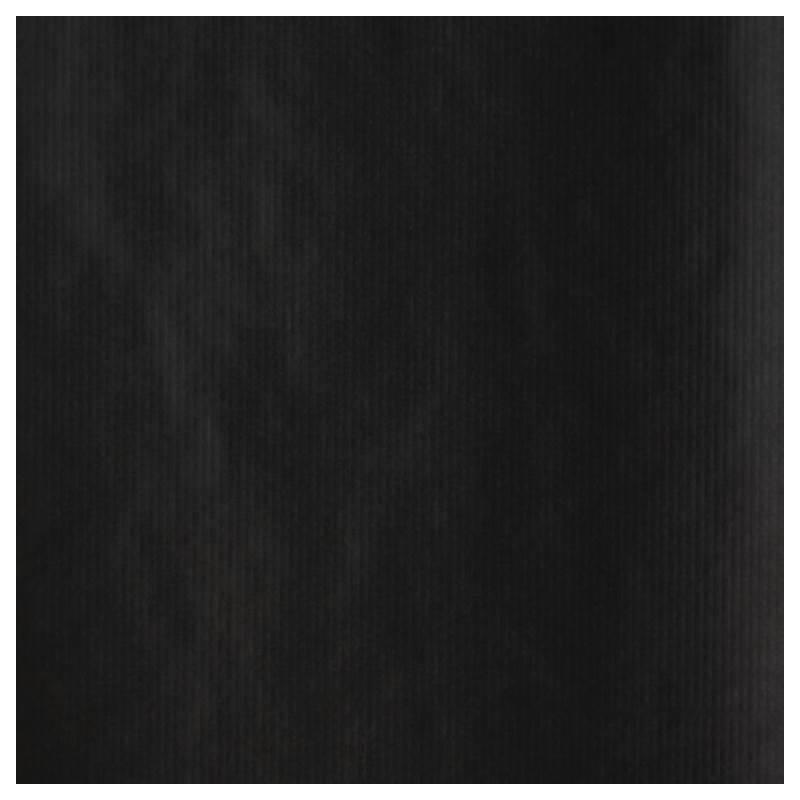 Inpakpapier - Effen - Zwart kraft (Nr. 1512) - Vooraanzicht