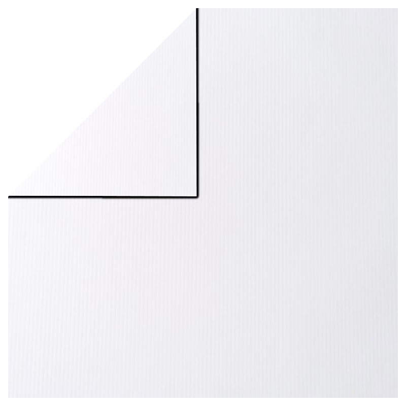 Inpakpapier - Effen - Wit kraft (Nr. 1700) - Close-up