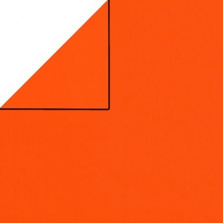 Inpakpapier - Effen - Oranje (Nr. 1707)