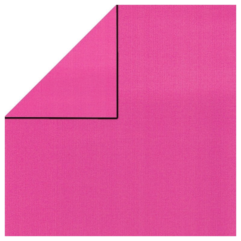 Inpakpapier - Effen - Roze (Nr. 1711) - Close-up