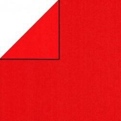 Inpakpapier - Effen - Rood (Nr. 1715) - Close-up