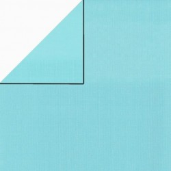 Inpakpapier - Effen - Lichtblauw (Nr. 1717) - Close-up