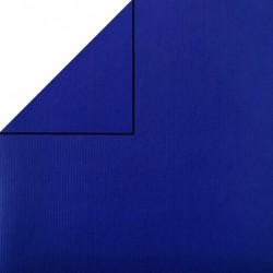 Inpakpapier - Effen - Kobalt blauw (Nr. 1719) - Close-up