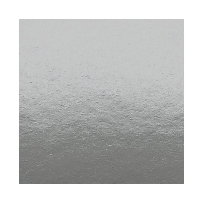 Inpakpapier - Effen - Zilver metallic (Nr. 2054) - Close-up