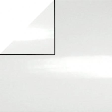 Inpakpapier - Effen - Glossy - Wit (Nr. 5200)
