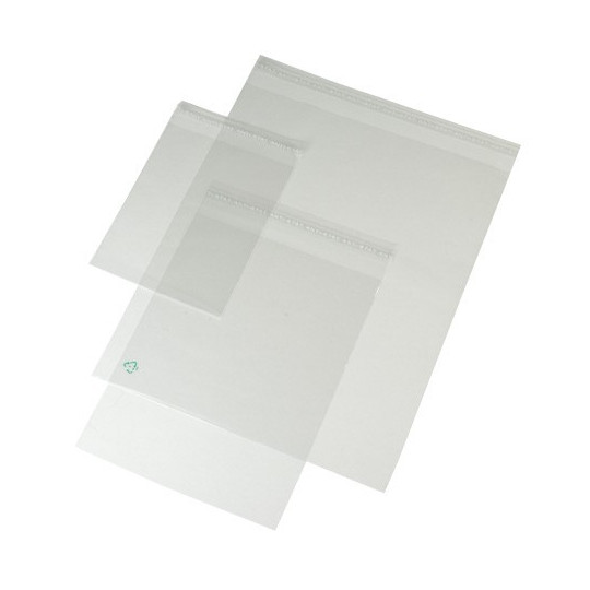Transparante enveloppen - Mailing bag - Verzendzak