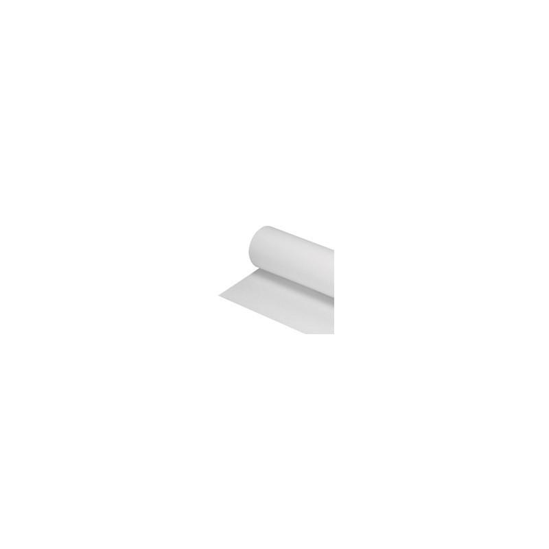 Kraftpapier wit - Apparaat rol - Zijaanzicht