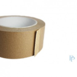 Papier tape - Bruin - Detail