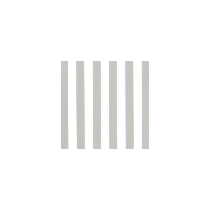 Inpakpapier - Strepen - Zilver op wit (Nr. 3230) - Close-up