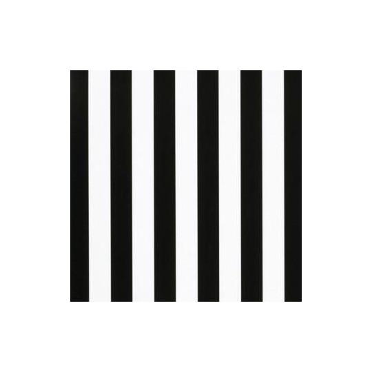 Inpakpapier - Strepen - Zwart op wit (Nr. 3226)