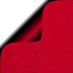 Inpakpapier - Effen - Donker rood (Nr. 1716) - Vooraanzicht