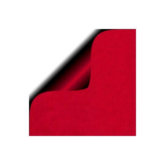 Inpakpapier - Effen - Donker rood (Nr. 1716) - Outlet
