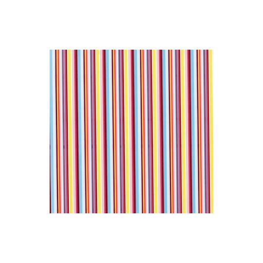 Inpakpapier - Strepen - Multikleur (Nr. 3018)