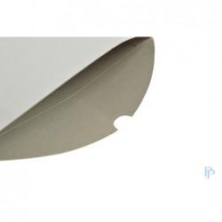 Gondeldoos - Wit Glans - Detail