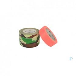 Masking Tape Mt - Shocking Red - Collectie