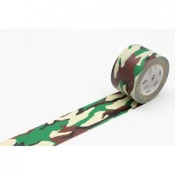 Masking Tape Mt - Camouflage - Gebruik