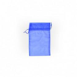Organza zakjes - Royal Blue - Oude collectie - Vooraanzicht