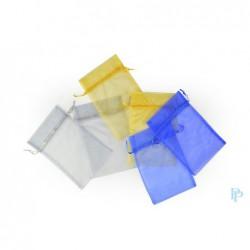 Organza zakjes - Royal Blue - Oude collectie - Collectie