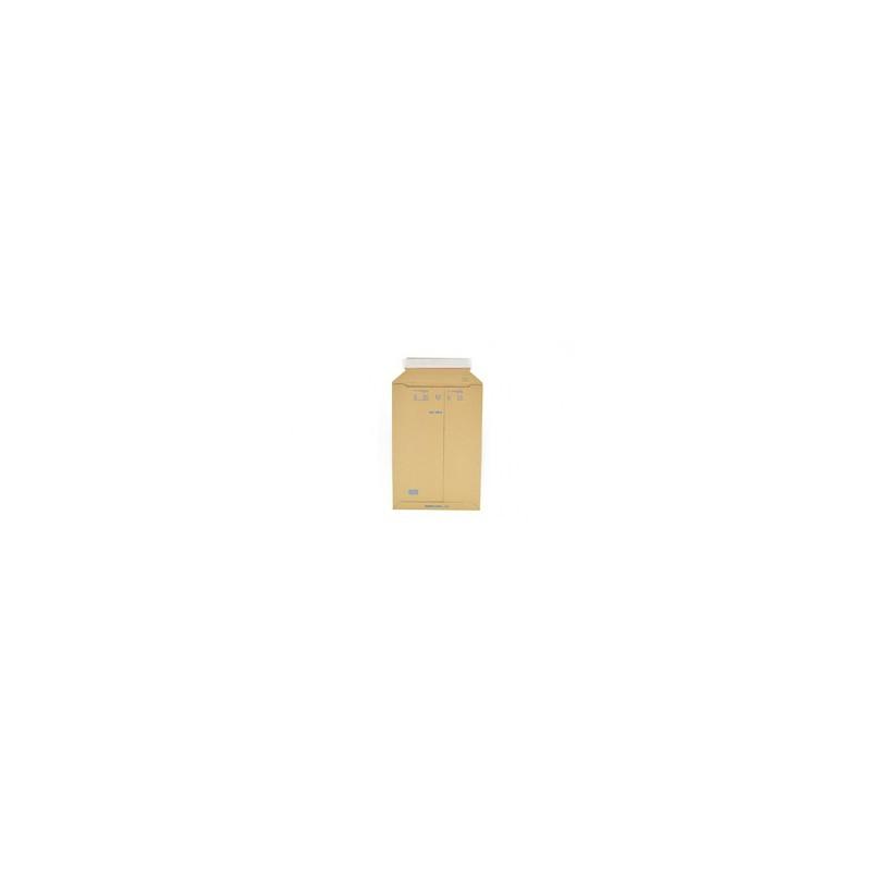 Kartonnen enveloppen - Bruin - Nr. 10 - Vooraanzicht